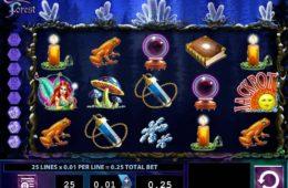 Maszyna do gier kasynowych online dla zabawy Crystal Forest