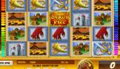 poza jocului gratis online cu aparate Draco´s Fire