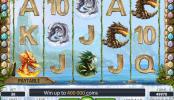 Poza jocului cu aparate gratuit online Dragon island