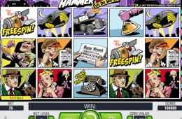 Poza jocului cu aparate gratuit online Jack Hammer vs. Evil Dr. Wuten