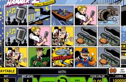 Poza jocului cu aparate gratis online Jack Hammer 2: Fishy Business