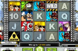 Poza jocului cu aparate gratis online Demolition Squad