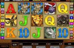 poza jocului gratis online cu aparate Mega Moolah