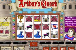 poza jocului gratis online cu aparate Arthur´s Quest