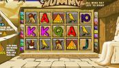 poza jocului online gratis cu aparate Wild Mummy