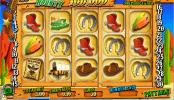 poza jocului gratis online cu aparate Wild West Bounty