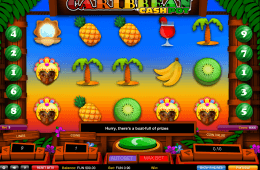 Poza jocului gratis online cu aparate Carribean Cashpot