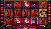 Poza jocului gratis online cu aparate Cartoon Capers