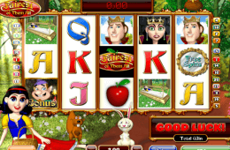 Poza jocului gratis online cu aparate Fairest of them all