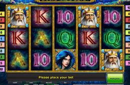 Poza jocului gratis online cu aparate Lord of the ocean