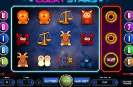 Poza jocului cu aparate gratis online Lucky Stars