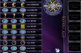 poza joc gratis online de cazino millionaire scratch