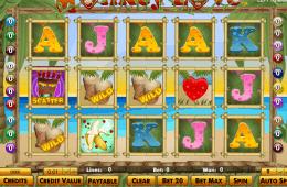 Poza jocului gratis online cu aparate Monkey Love