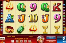 Poza jocului gratis online cu aparate Sinful Spins
