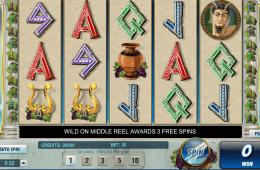 Poza jocului cu aparate gratis online Thundering Zeus
