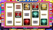 Poza jocului gratis online cu aparate Triple Bonus Spin ´n Win