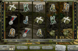 Poza jocului gratis online cu aparate Victory Ridge