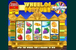 Poza jocului gratis online cu aparate Wheel of Fortune