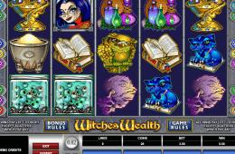 poza joc de păcănele online gratis Witches Wealth
