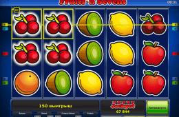 Poza jocului gratis online cu aparate Fruits´n Sevens