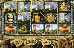 Joc de păcănele gratis online Once Upon a Time