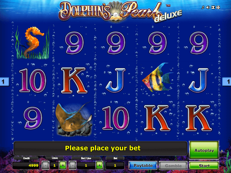 Jocuri Casino Dolphins Pearl Deluxe