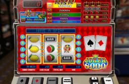 Joc de păcănele gratis online Joker 8000