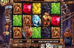 Joc de păcănele online gratis More Gold Diggin´