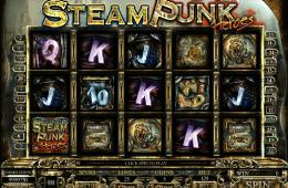 Joc de păcănele gratis online Steam Punk Heroes