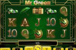 Joc de păcănele gratis online The Marvellous Mr. Green