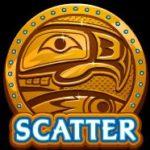 Simbol scatter - Eagle's Wings joc ca la aparate cazino