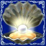 Simbol scatter în Dolphin´s Pearl Deluxe joc ca la aparate online gratis