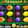 Joc gratis online de păcănele Jokerstar 81
