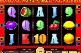 Joc gratis online de cazino Ring of Fire XL