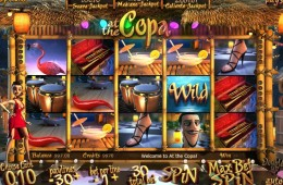 Joc de cazino gratis online At the Copa