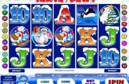 Santa Paws joc de păcănele gratis online