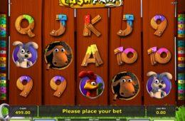 Joc de păcănele online Cash Farm de la Novomatic