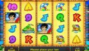 Joc de păcănele gratis online - Costa del Cash