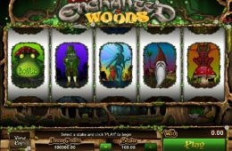 Joc de păcănele gratis Enchanted Woods