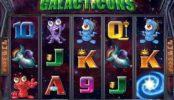 Joc de păcănele Galacticons