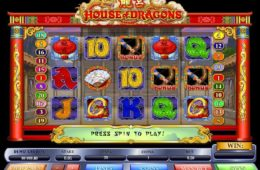 Joc de păcănele gratis online House of Dragons