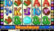 Joc de păcănele gratis online Munchkins