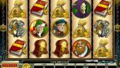 Joc de păcănele gratis online Ruby Scrooge
