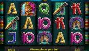 Joc de păcănele gratis online Aztec Power