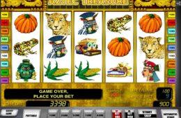Joc de păcănele Aztec Treasure