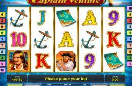 Joc de păcănele gratis online Captain Venture
