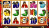 Joc de păcănele gratis online Clock Work Oranges
