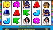 Joc de păcănele gratis online Cops'n Robbers