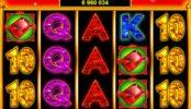 Joc de păcănele gratis online Diamonds of Fortune