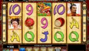 Joc de păcănele online Dragon Reels